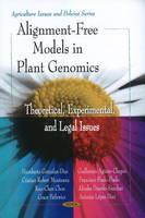 Gonzalez-Diaz, Humberto; Aguero-Chapin, Guillermin; Munteanu, Cristian Robert; Prado-Prado, Francisco; Chou, Kuo-Chen; Duardo-Sanchez, Aliuska; Patle - Alignment-Free Models in Plant Genomics - 9781616683337 - V9781616683337