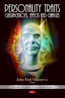 Villanueva, John Paul - Personality Traits - 9781616686192 - V9781616686192