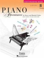 Faber, Nancy, Faber, Randall - Level 2B - Sightreading Book: Piano Adventures - 9781616776398 - V9781616776398