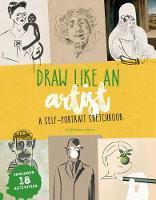 Geis, Patricia - Draw Like an Artist: A Self-Portrait Sketchbook - 9781616895105 - V9781616895105