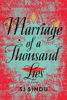Sindu, SJ - Marriage of a Thousand Lies - 9781616957902 - V9781616957902