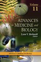 - Advances in Medicine & Biology - 9781617287756 - V9781617287756