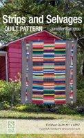 Sampou, Jennifer - Strips and Selvages Quilt Pattern - 9781617450976 - V9781617450976