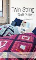 Levitt, Jessica - Levitt Twin String Quilt Pattern - 9781617451102 - V9781617451102