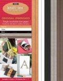 C&T Publishing - kraft-tex® 5-Color Sampler Pack, 10 Sheets, 8 1/2