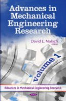 - Advances in Mechanical Engineering Research - 9781617611100 - V9781617611100