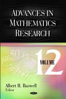 - Advances in Mathematics Research - 9781617618994 - V9781617618994