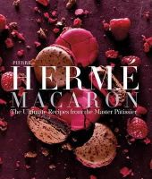 Pierre Herme - Pierre Hermé Macaron: The Ultimate Recipes from the Master Pâtissier - 9781617691713 - V9781617691713