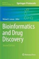 - Bioinformatics and Drug Discovery - 9781617799648 - V9781617799648