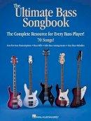 Hal Leonard Corp. - Ultimate Bass Songbook - 9781617806018 - V9781617806018