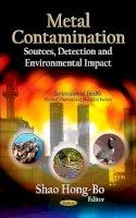 HONG BO S. - Metal Contamination - 9781619421110 - V9781619421110