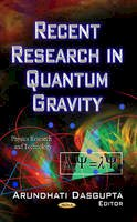 - Recent Research in Quantum Gravity - 9781619423862 - V9781619423862