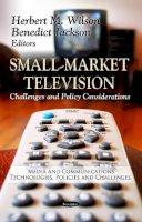 WILSON H.M. - Small-Market Television - 9781619427310 - V9781619427310
