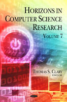CLARY T.S. - Horizons in Computer Science Research - 9781619427747 - V9781619427747