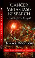 Kawaguchi, Takanori - Cancer Metastasis Research - 9781619428638 - V9781619428638