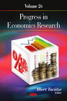 TAVIDZE A. - Progress in Economics Research - 9781619429819 - V9781619429819