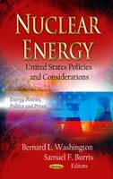 WASHINGTON B.L. - Nuclear Energy - 9781620810002 - V9781620810002