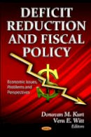 KURT, D - Deficit Reduction & Fiscal Policy - 9781620810330 - V9781620810330