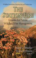 DONAHUE E.L. - Station Fire - 9781620810842 - V9781620810842