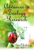Owen P. Jenkins - Advances in Zoology Research - 9781620811221 - V9781620811221