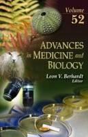 BERHARDT L.V. - Advances in Medicine & Biology - 9781620813140 - V9781620813140