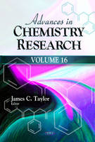 TAYLOR J.C. - Advances in Chemistry Research - 9781620813621 - V9781620813621