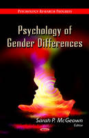 MCGEOWN S. - Psychology of Gender Differences - 9781620813911 - V9781620813911