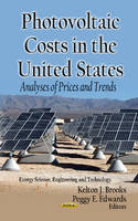 BROOKS K.J. - Photovoltaic Costs in the U.S. - 9781620815434 - V9781620815434