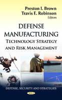 BROWN P.I. - Defense Manufacturing - 9781620816721 - V9781620816721