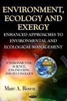 Rosen, Marc A. - Environment, Ecology & Exergy - 9781620817124 - V9781620817124
