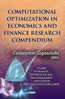 ZOPOUNIDIS, C - Computational Optimization in Economics & Finance Research Compendium - 9781620819289 - V9781620819289