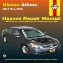 Haynes - Nissan Altima 2007 - 2012 Repair Manual (Haynes Repair Manual) - 9781620920503 - V9781620920503