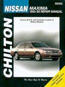 - Nissan Maxima Automotive Repair Manual: 93-08 (Chilton Automotive) - 9781620921111 - V9781620921111
