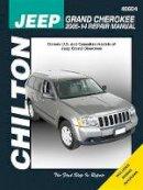 Anon - Jeep Grand Cherokee Chilton Automotive Repair Manual 05-14 - 9781620922521 - V9781620922521