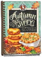 Gooseberry Patch - Autumn in a Jiffy Cookbook: All Your Favorite Flavors of Fall in Over 200 Fast-Fix, Family-Friendly Recipes. (Seasonal Cookbook Collection) - 9781620931714 - V9781620931714
