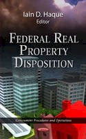 - Federal Real Property Disposition - 9781621000488 - V9781621000488
