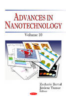 BARTUL Z. - Advances in Nanotechnology - 9781621001508 - V9781621001508