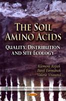 Rejsek, Klement; Formanek, Pavel; Vranova, Valerie - Soil Amino Acids - 9781621005117 - V9781621005117