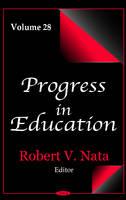 - Progress in Education - 9781621006251 - V9781621006251
