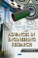 - Advances in Engineering Research - 9781621006954 - V9781621006954