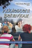 - Adolescent Behaviour - 9781621007005 - V9781621007005