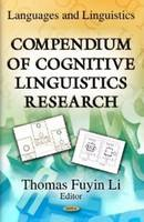 - Compendium of Cognitive Linguistics Research - 9781621007517 - V9781621007517