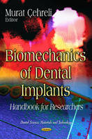 - Biomechanics of Dental Implants - 9781621007807 - V9781621007807
