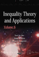CHO Y.J. - Inequality Theory & Applications - 9781621008491 - V9781621008491