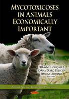 Gonalez, Edlayne - Mycotoxicoses in Animals Economically Important - 9781621009207 - V9781621009207