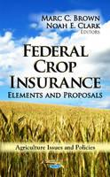 BROWN M.C. - Federal Crop Insurance - 9781622570096 - V9781622570096