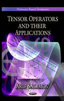 SALIMOV A. - Tensor Operators and Their Applications - 9781622570218 - V9781622570218