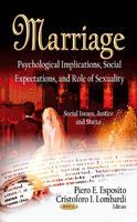 ESPOSITO P.E. - Marriage - 9781622571574 - V9781622571574
