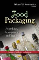 KONTOMINAS M.G. - Food Packaging - 9781622573103 - V9781622573103