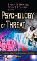HUNTER, B O - Psychology of Threat - 9781622573448 - V9781622573448